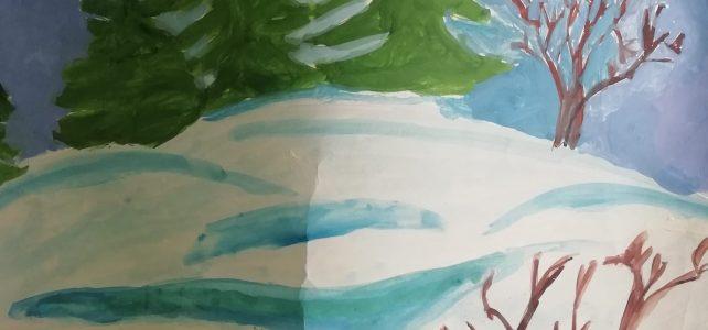 XXVIII Межрегиональный конкурс детского рисунка